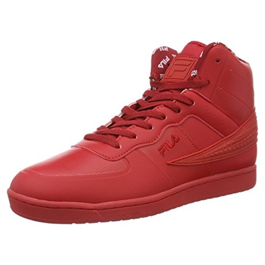 buty adidas czerwone za kostke