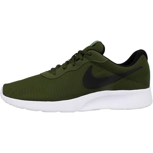 buty męskie Nike Tanjun NIKE zielone Buty sportowe męskie