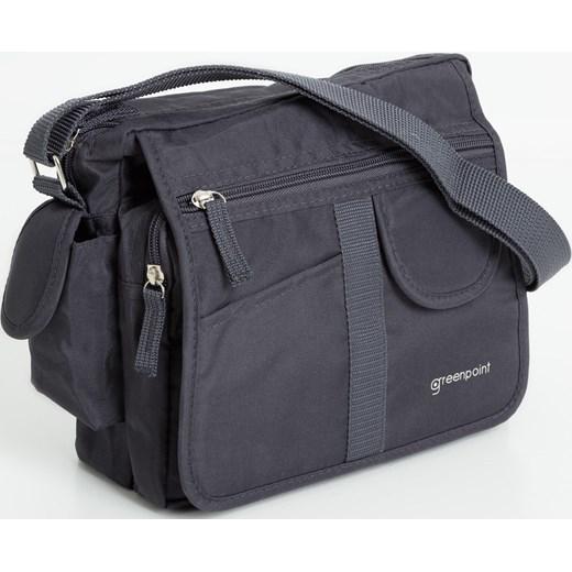 f1d14493ccc65 Mała torebka na ramię   Kolor - A16GRDAR szary Greenpoint.pl wyprzedaż ...