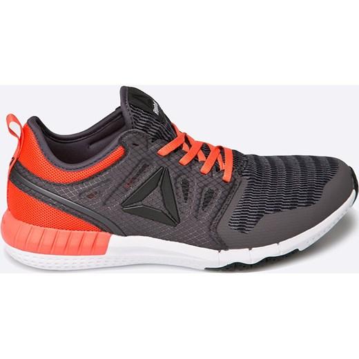f0c6c201ce842 Buty sportowe damskie Reebok dla biegaczy na koturnie sznurowane w ...