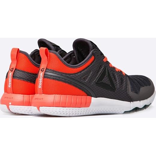 6a51d6f5b71f3 ... koturnie sznurowane; Reebok buty sportowe damskie do biegania  sznurowane wiosenne w paski ...