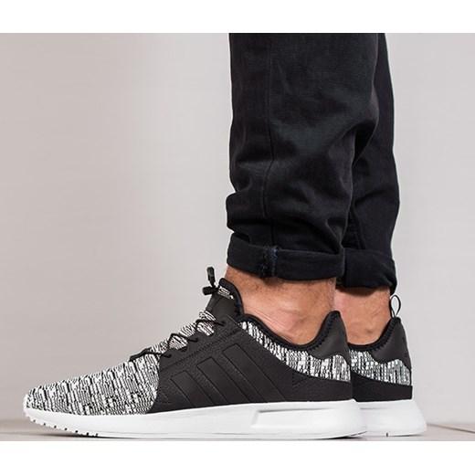 Buty męskie sneakersy adidas Originals X_PLR BB2899 czarny sneakerstudio.pl