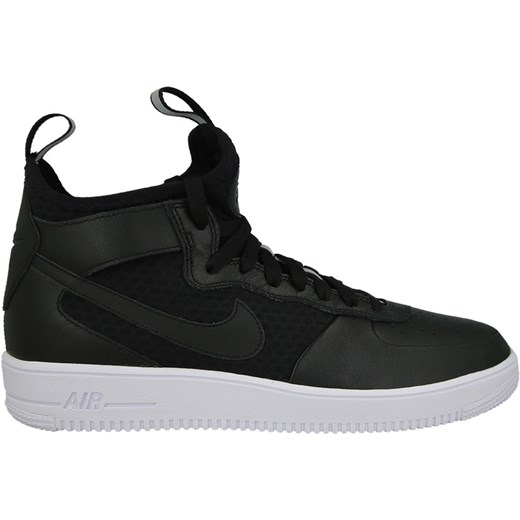 buy online 0488c bb563 Buty męskie sneakersy Nike Air Force 1 Ultraforce Mid 864014 001 czarny Nike  44,5 ...