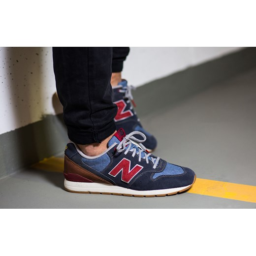 wholesale dealer d9150 ebad9 Buty męskie sneakersy New Balance MRL996NF sneakerstudio.pl