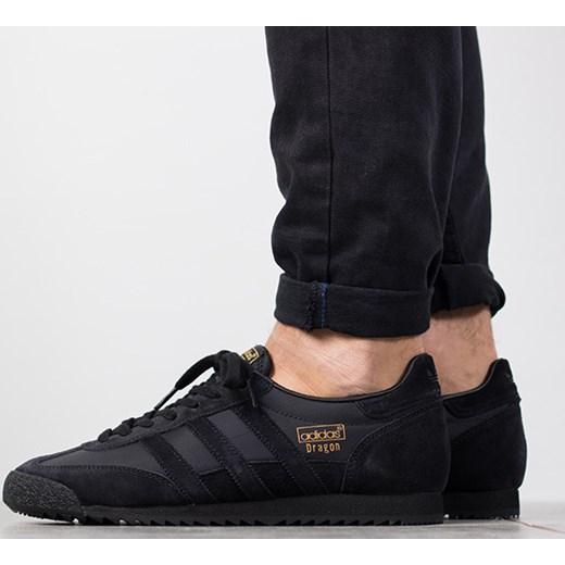 free shipping 40f14 f3686 Buty męskie sneakersy adidas Originals Dragon OG BB1265 czarny  sneakerstudio.pl