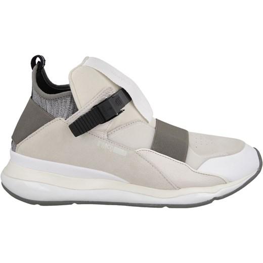 save off d2278 30c8b Buty męskie sneakersy Puma x McQ Cell Bubble Runner Mid 361485 01 zielony  ...