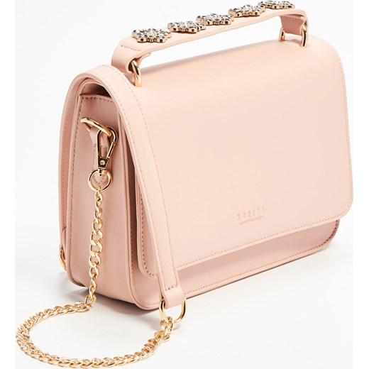 3c29bed133e55 Mohito - Mała torebka na łańcuszku - Różowy bezowy Mohito One Size ...
