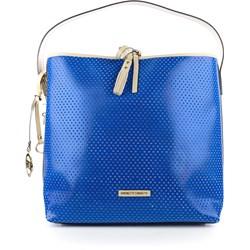 f26c2932de44d Niebieskie torebki damskie primamoda