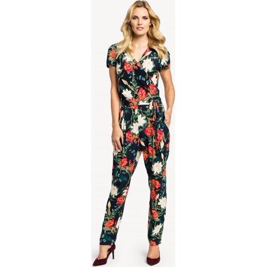 ffc4c28689f994 Kombinezon w kwiaty POTIS & VERSO NITIDA Potis&verso 40 Eye For Fashion ...