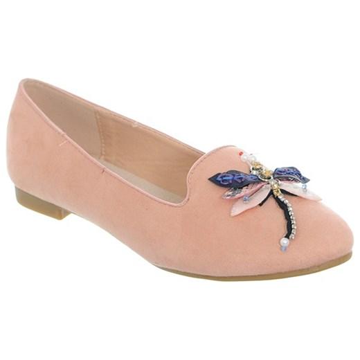 BALERINY DAMSKIE WAŻKA zielony Vices Family Shoes w Domodi 59a42ff4b2
