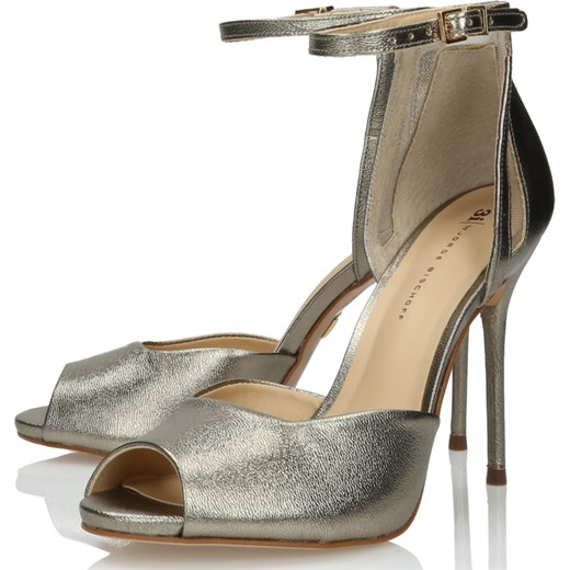 39889102f60ae Srebrne sandały 3i w Domodi
