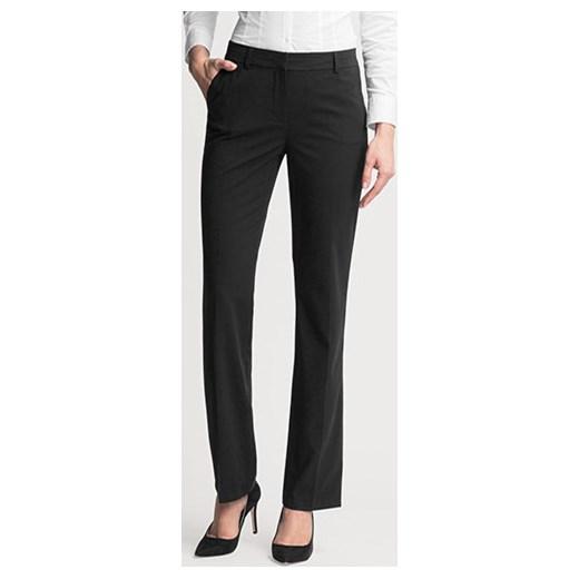 Kobiety, Spodnie biznesowe Yessica czarny C&A