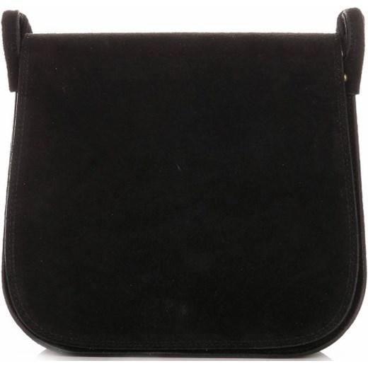 eaa9eff949371 Torebki Listonoszki Skórzane Firmy Genuine Leather Czarna (kolory) Genuine  Leather PaniTorbalska ...