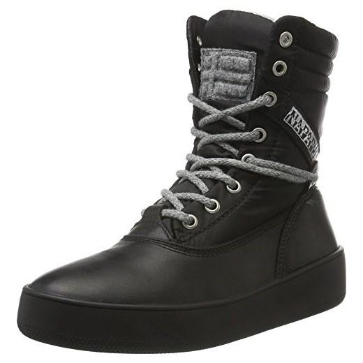 5a1920b2a9a63 Buty sportowe za kostkę NAPAPIJRI FOOTWEAR Nova dla kobiet, kolor: czarny,  rozmiar: