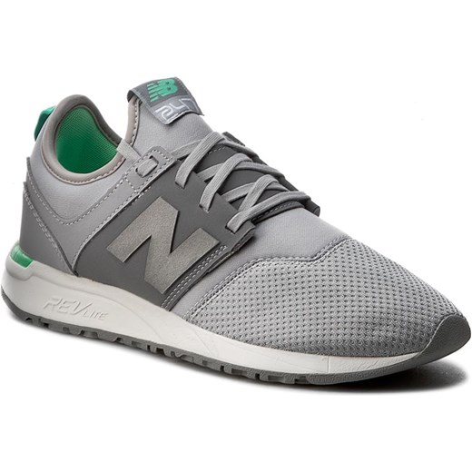 07025084 Sneakersy NEW BALANCE - WRL247FC Szary New Balance 37 eobuwie.pl