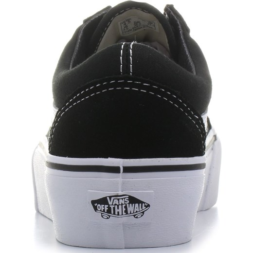 vans old skool czarne 38