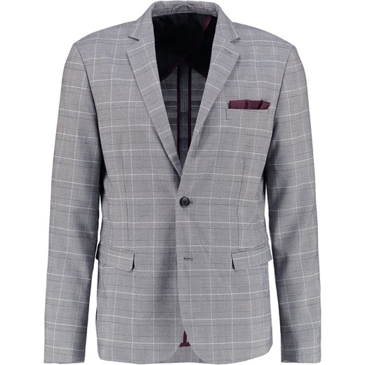 Selected Homme SHDONEGEORG  Marynarka grey Zalando