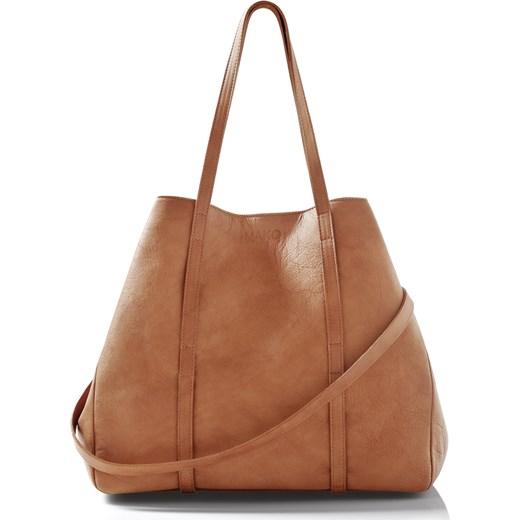b8657dce67bf7 Shopper Carmel mako-bags na ramię w Domodi