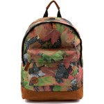 Mi-Pac Green Autumn Leaf Camo Backpack