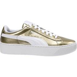 buty puma damskie złote