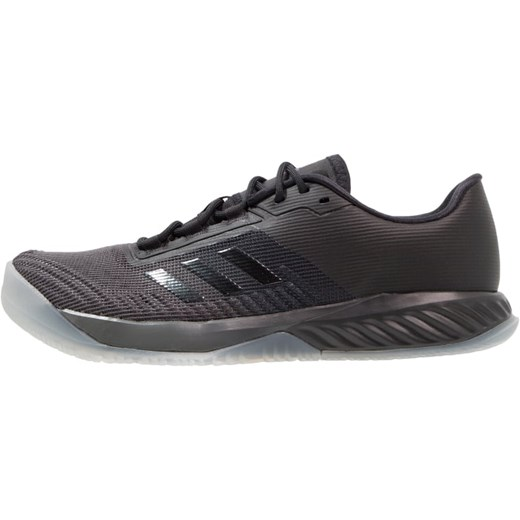 new concept 07205 da57c adidas Performance CRAZYFAST TRAINER Obuwie treningowe solid greycore  blackyellow Adidas Performance 40 ...