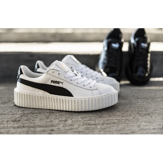 puma creeper szare