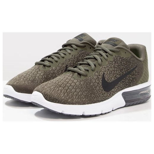 Nike Performance Air Max Sequent 2 Cargo Khaki Black Medium