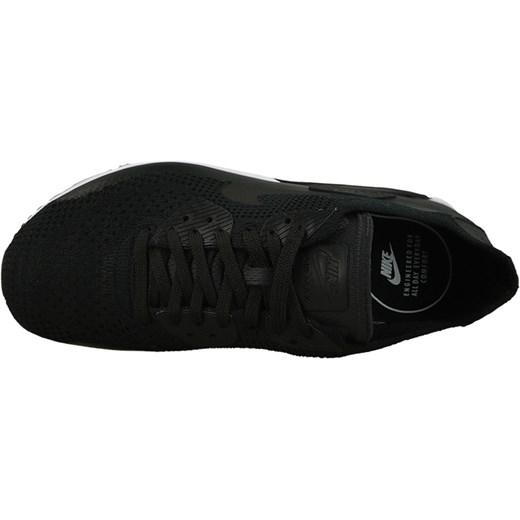 Buty męskie sneakersy Nike Air Max 90 Ultra 2.0 Flyknit 875943 004 czarny sneakerstudio.pl