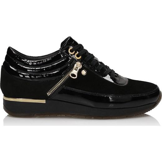 Czarne buty sportowe czarny Kazar