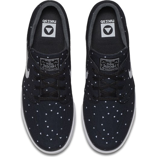 1ca0bedce61 ... Tenisówki Nike SB Zoom Stefan Janoski Canvas Pre. black white Nike Sb  12 ...