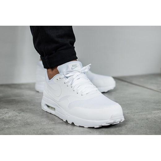 29f0c63e31 ... Buty męskie sneakersy Nike Air Max 1 Ultra 2.0 Essential 875679 100 Nike  szary 44, ...