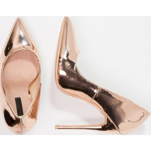 2d4ee3432d ... Lost Ink Wide Fit WIDE FIT AMELIA HIGH COURT Szpilki rose gold Lost Ink  Wide Fit