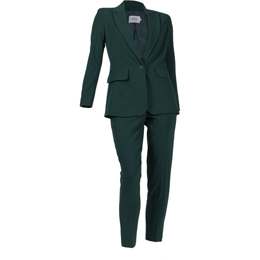 eac2a27936961 Garnitur Damski Jednolity kolor zielony zielony S SINEL