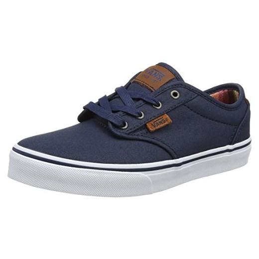 Vans ch opcy yt atwood dx sneakers kolor niebieski szary for Vans amazon