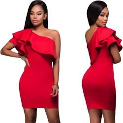 Jakie Dobrać Dodatki Do Czerwonej Sukienki Trendy W Modzie W Domodi