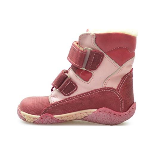 246d752e25d7e ... Kozaczki dziecięce Antylopa 264/2 Rożowe Antylopa czerwony promocyjna  cena Arturo-obuwie ...