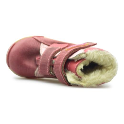 4de1c0bdd8f50 ... Kozaczki dziecięce Antylopa 264/2 Rożowe Antylopa brazowy okazyjna cena  Arturo-obuwie
