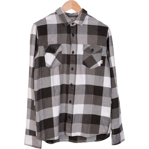 094f9c542ddac Koszula Vans Box Flannel Shirt - VJOGHAU szary UrbanGames w Domodi