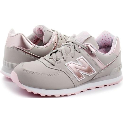 sale retailer 81da1 0b672 New Balance Kl574 rozowy Office Shoes Polska