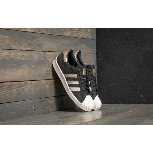 sports shoes f0a7e 94746 adidas Superstar 80s 999 W Core Black  Supplier Colour  Off White brazowy Adidas  Originals