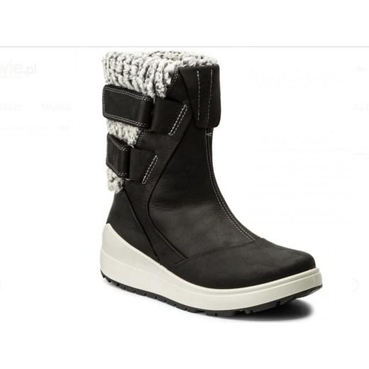 buty zimowe damskie ecco