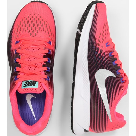 a2415d60ec3a ... Nike Performance AIR ZOOM PEGASUS 34 Obuwie do biegania Stabilność solar  red metallic silver  ...