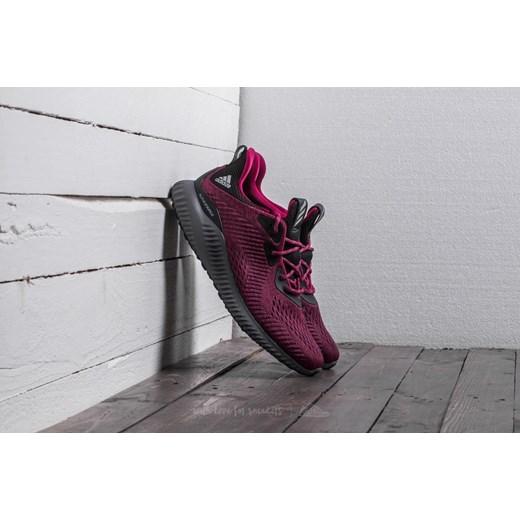 68aefacc6d4ca adidas Alphabounce EM Mystery Ruby/ Core Black/ Grey One Adidas Running  czerwony 42 Footshop