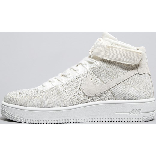 hot sales b2c95 cc1ee AIR FORCE 1 ULTRA FLYKNIT 817420-101 Nike szary runcolors.pl - Domodi.pl