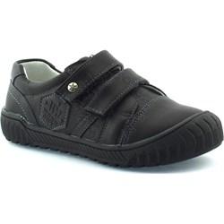 1b45b75f Czarne buty dziecięce wojtyłko, wiosna 2019 w Domodi