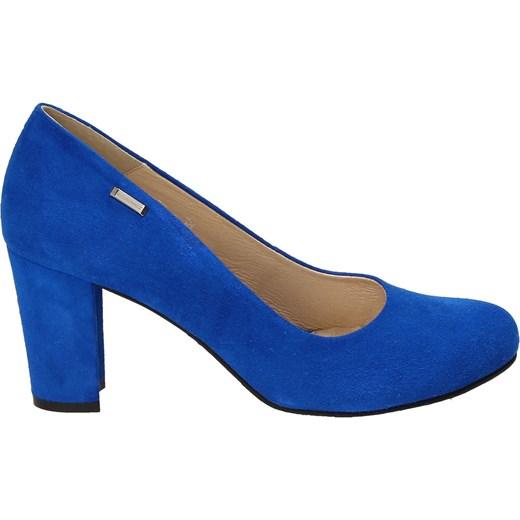 ffbeedb039efa Niebieskie czółenka damskie WOJTOWICZ Wojtowicz 39 Wojtowicz Awangarda Shoes  ...