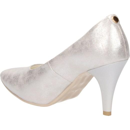 d1c643389a53c ... Srebrne czółenka damskie AGA-BUT szary Aga-but 36 Wojtowicz Awangarda  Shoes