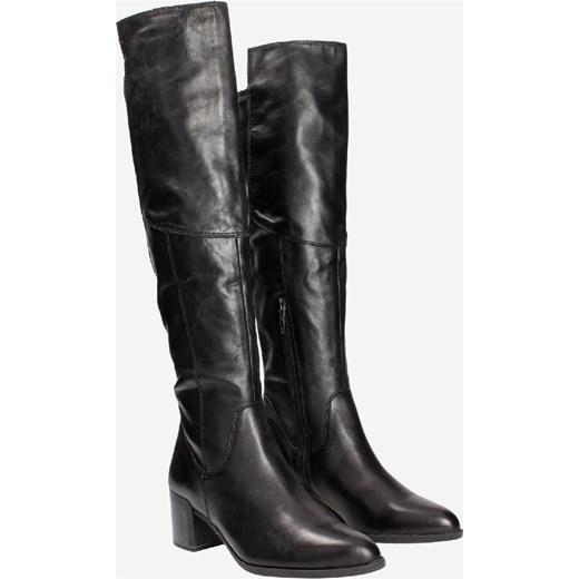 3317ad7996f8b Czarne kozaki damskie TAMARIS Wojtowicz czarny 40 Wojtowicz Awangarda Shoes  ...