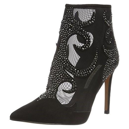 eaaf93b5 Botki Buffalo Shoes RK 1507-040 IMI SUEDE dla kobiet, kolor: czarny czarny