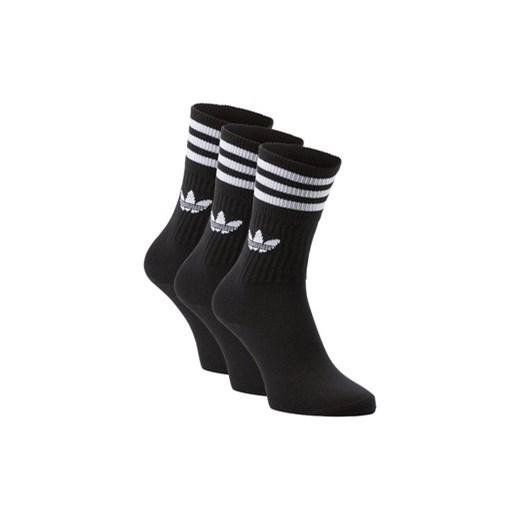 30bdcaa642b6ee adidas Originals - Skarpety damskie pakowane po 3 szt., czarny vangraaf w  Domodi